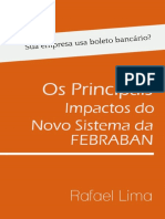 Boleto Bancario Principais Impactos Novo Sistema