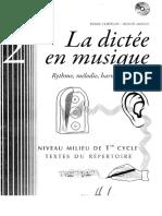 La Dictée en Musique 2