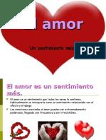 Exposicion sobre el amor