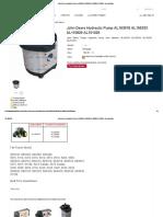 John Deere Hydraulic Pump AL163918 AL156333 AL110829 AL151025 - Go Hydraulic