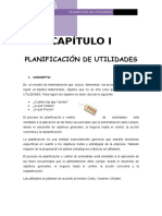 Planificación de Utilidades