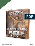 Zyzz's Bodybuilding Bible.pdf