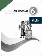 Cuaderno de Trabajo Sociales 6to Egb
