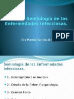 8. Semiología de las Enfermedades Infecciosas + Fiebre 1