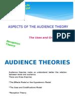 Audience Theory Marta