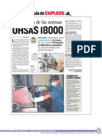 Importancia OHSAS18000