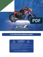 Manual Italika 125Z
