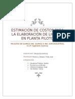 Licores en Planta Pilotofinal 2015