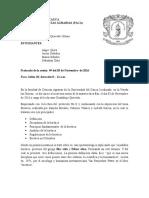 Protocolo No 9