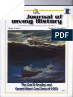 The Journal of Diving History