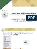 Clase CAD 016