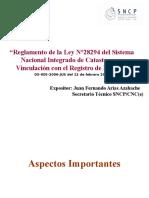Ley 28294