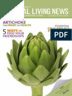 Revista natural living