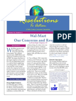 June 2004 Resolutions to Action Leadership Conference of Women Religious