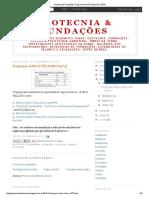Geotecnia & Fundações_ Programa AOKI & VELLOSO (1975)