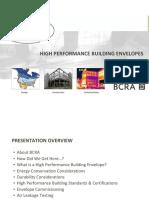 High performance Building Skin