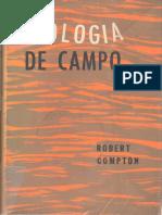 284430426 Geologia de Campo Robert Compton