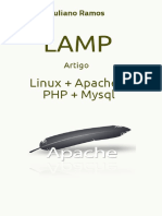 Lamp Linux Apache PHP Mysql