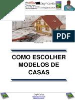 Como Escolher Modelos de Casas
