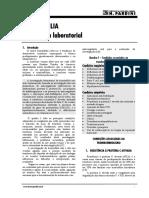 Trombofilia - abordagem laboratorial
