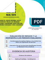 Nias - Auditoria