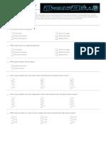 Survey DreadBall Balance Survey