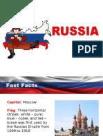 Presentacion de Russia