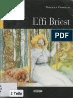 Fontane Theodor Effi B
