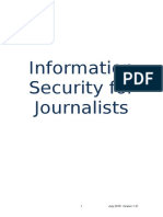 InfoSec for Journalists V1.21