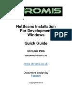 Netbeans Installation Guide
