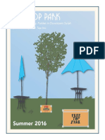 Tree Top Park -- Final Report