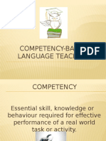 Competency-Based Language Teaching Calosc