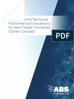 Neo Feeder Container Carrier_Case Study