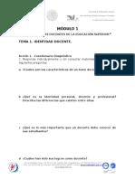 M-I Cuestionario Diagnóstico2013