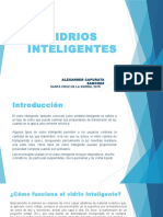 VIDRIOS INTELIGENTES - ALEXANDER CAPURATA SANCHEZ.pptx