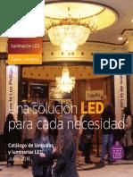 ODLI 20160620 001 UPD Es ES Philips Lighting Espana Catalogo LED Junio 2016
