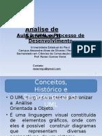 Aula 2 - UML e OO