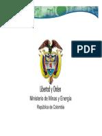 Documento Minero en Colombia