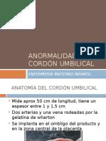 Anormalidades del cordón umbilical.pptx