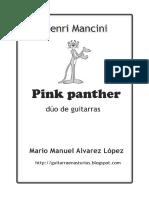 Tema de Pink panther_a dos guitarras_Mancini H.pdf