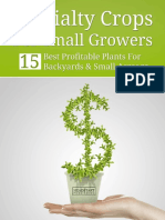 15 Best Profitable Plants 2016