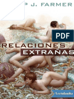 Relaciones Extranas - Philip Jose Farmer