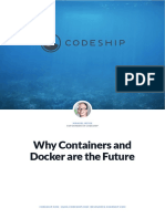 Codeship Why Containers and Docker Are the Future