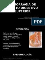Hemorragia de tracto digestivo superior.pptx