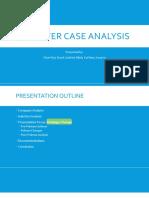 BSP3001 UnileverCase