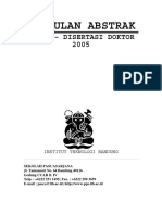 Kumpulan Judul Tulisan ITB - Hydraulic Fracturing