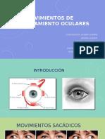 Movimientos Oculares de Desplazamiento