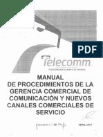(350)M de P de La Gerencia Comercial de Com y Nvos Canales Com de Serv(17!04!15)