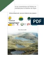 10.Institucionalidad Del Agua