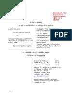 Petitioner's Supplemental Brief, Hyland v. Gonzales, No. SCWC-15-0000053 (Haw. Nov. 18, 2016)